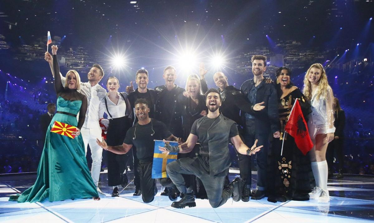 """Izabrani svi finalisti 64. """"Pesme Evrovizije"""""""
