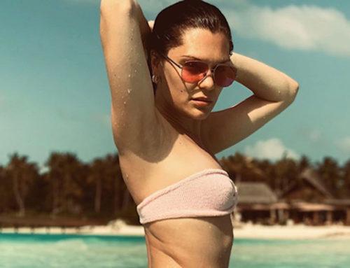 Jessie J nosi high-wasted odeću zbog nepravilno napisane tetovaže!