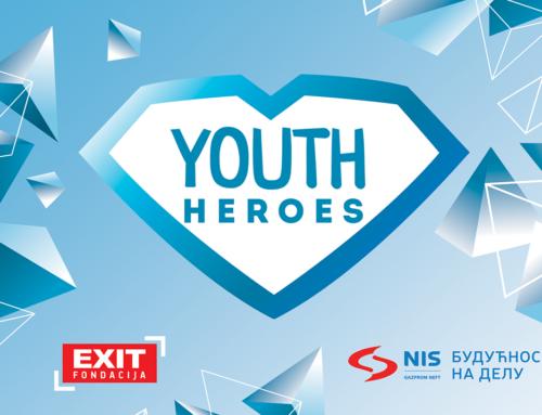 """Još sedam dana do kraja """"Youth Heroes"""" konkursa za mlade heroje Srbije!"""