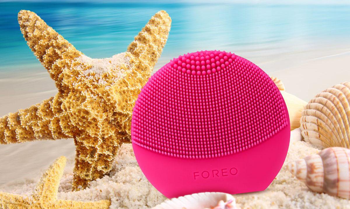 FOREO saveti za negu kože na letnjem odmoru