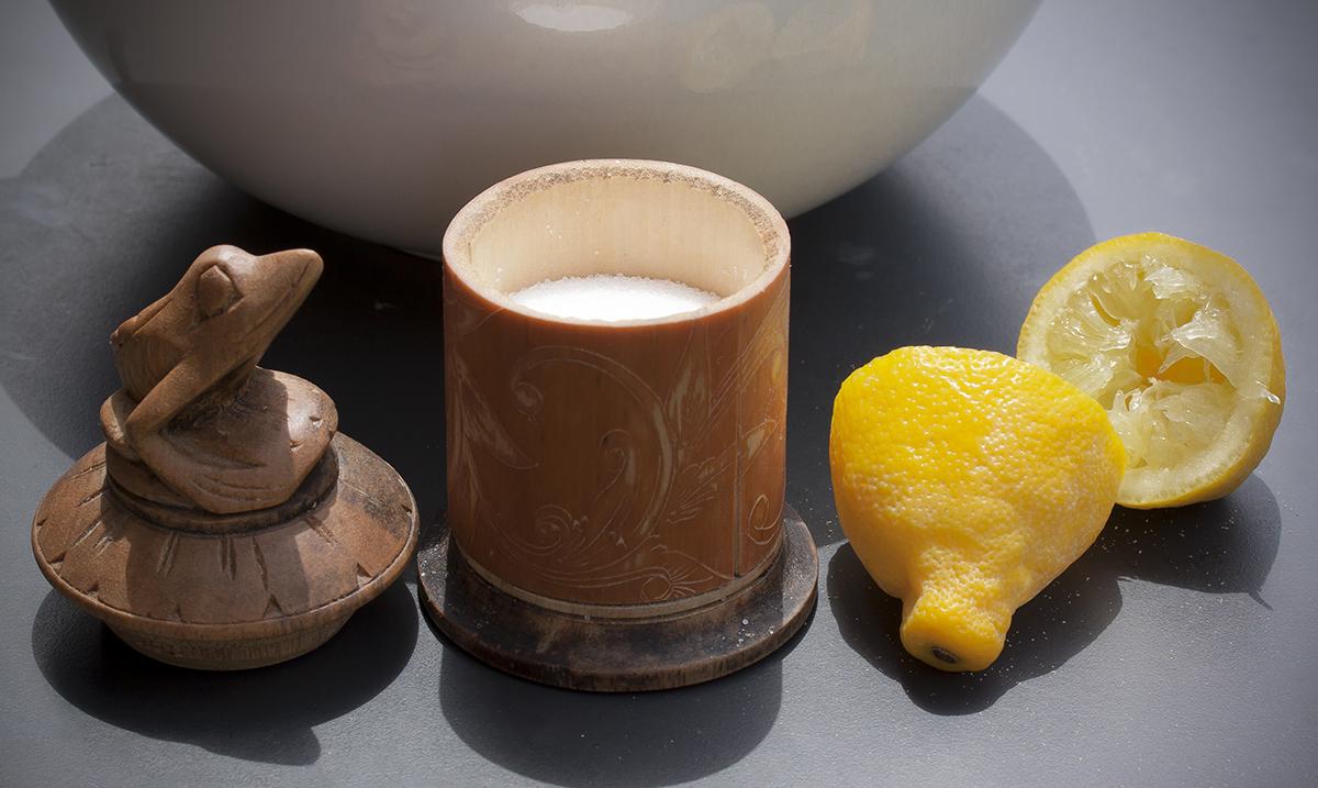 Osveži kožu pilingom od limuna i morske soli