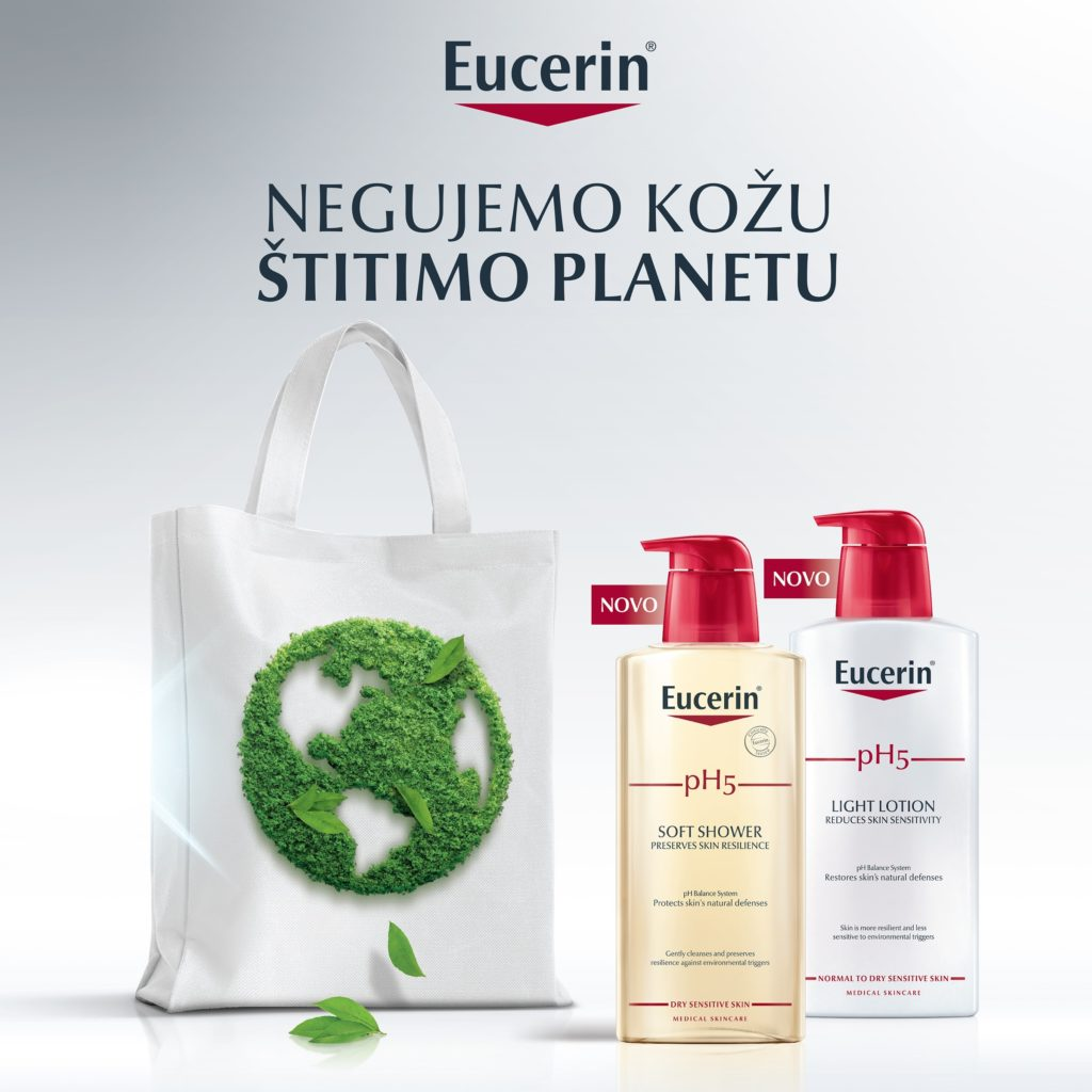 Eucerin pH5 noviteti za zdravu i lepu kožu cele porodice