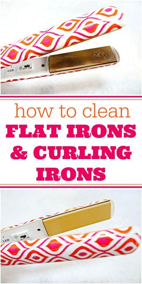 Kako sama možeš da očistiš peglu za kosu?