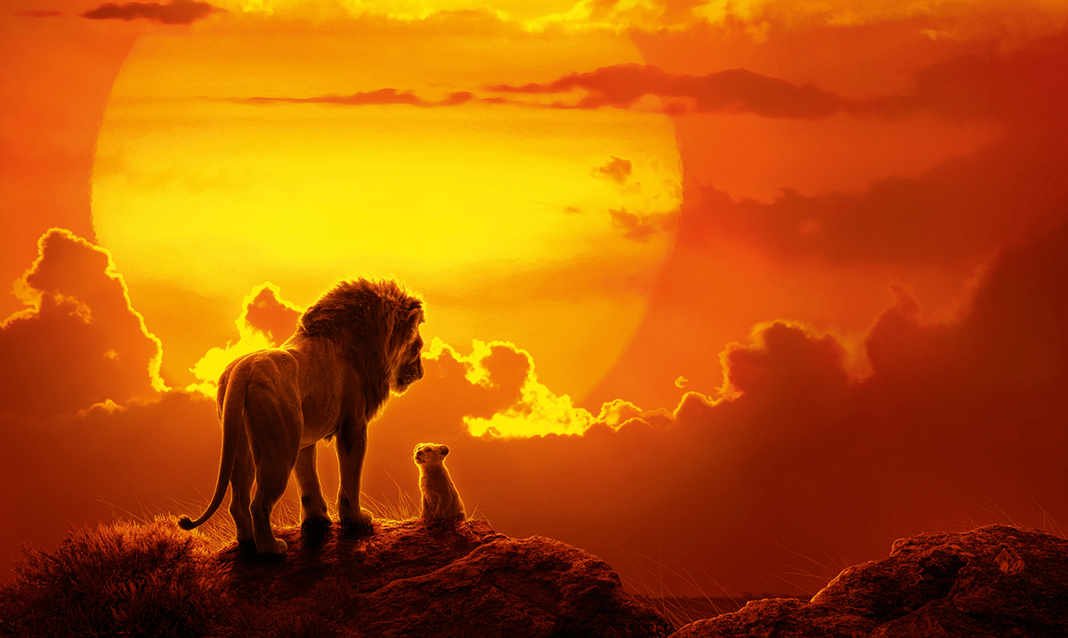 Muzika iz filma The Lion King je tu!