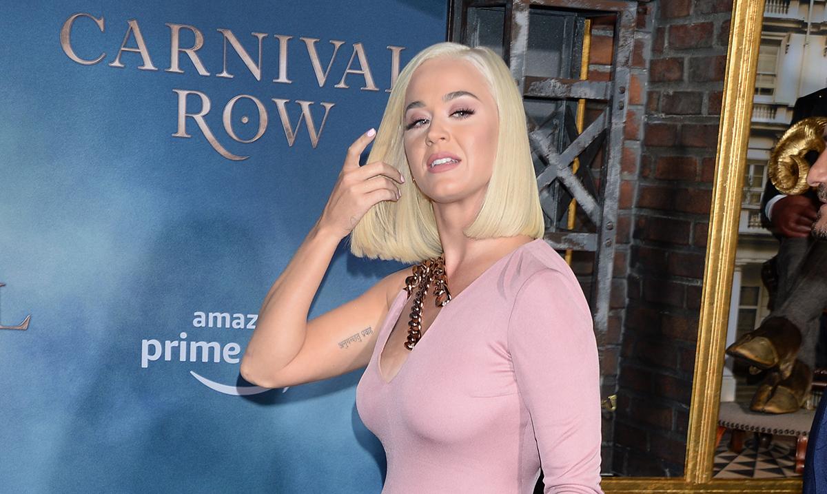 Šuška se da je Katy Perry trudna!