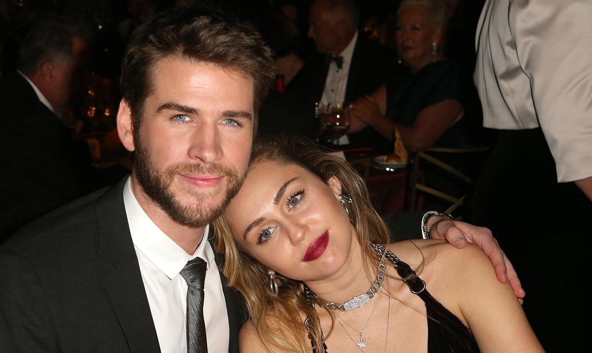 Liam Hemsworth podneo zahtev za razvod od Miley Cyrus