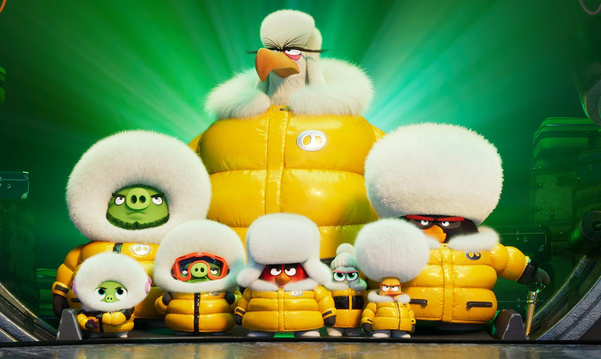 """Predstavljamo vam glumačku ekipu iz sinhronizacije """"Angry Birds filma 2"""""""