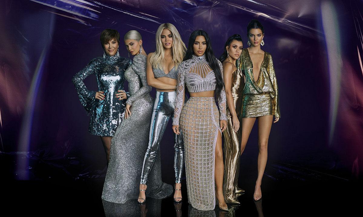 Najnovija 17. sezona serije KEEPING UP WITH THE KARDASHIANS od 15. septemba na kanalu E!