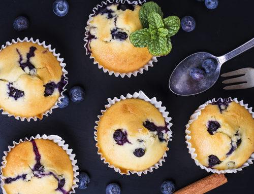 Pokaži svoje umeće, napravi zdrave muffine sa borovnicama