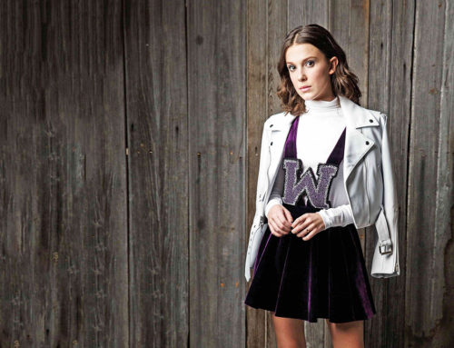 "Millie Bobby Brown uz sestru Paige producent filma ""A Time Lost"""