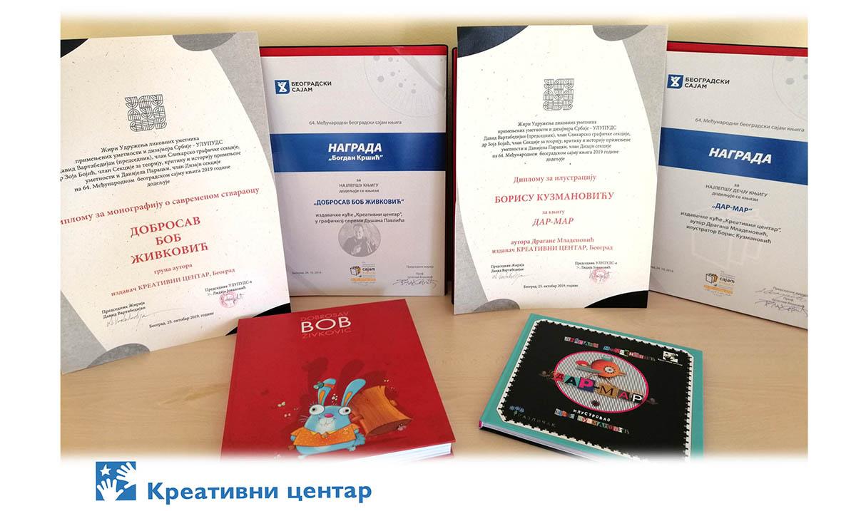 Kreativni centar nagrade