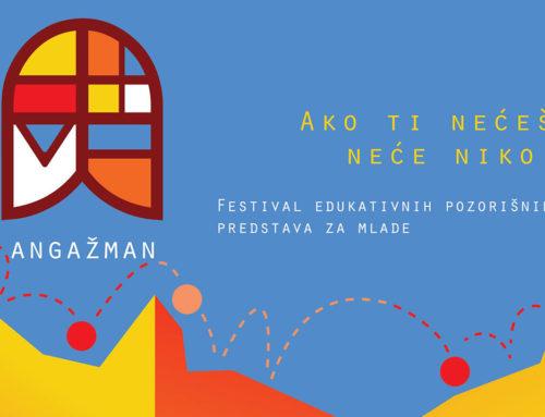 ANGAŽMAN FEST – prvi festival edukativnih predstava za mlade u DOB-u