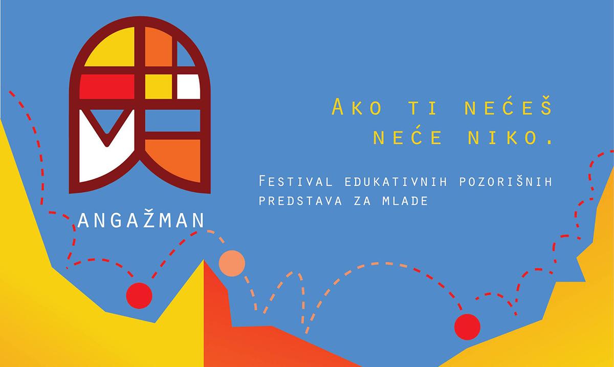 ANGAŽMAN FEST - prvi festival edukativnih predstava za mlade u DOB-u