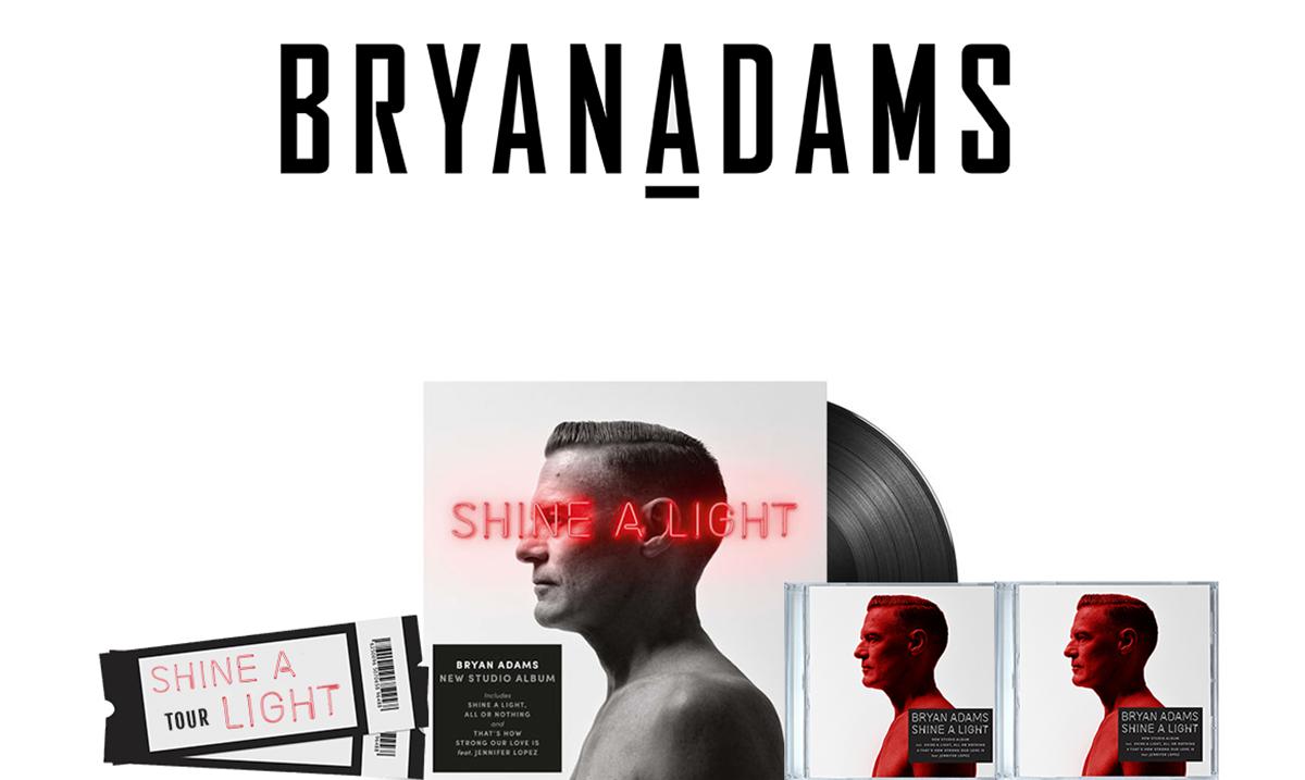 Universal Music Serbia te vodi na koncert Brayana Adamsa