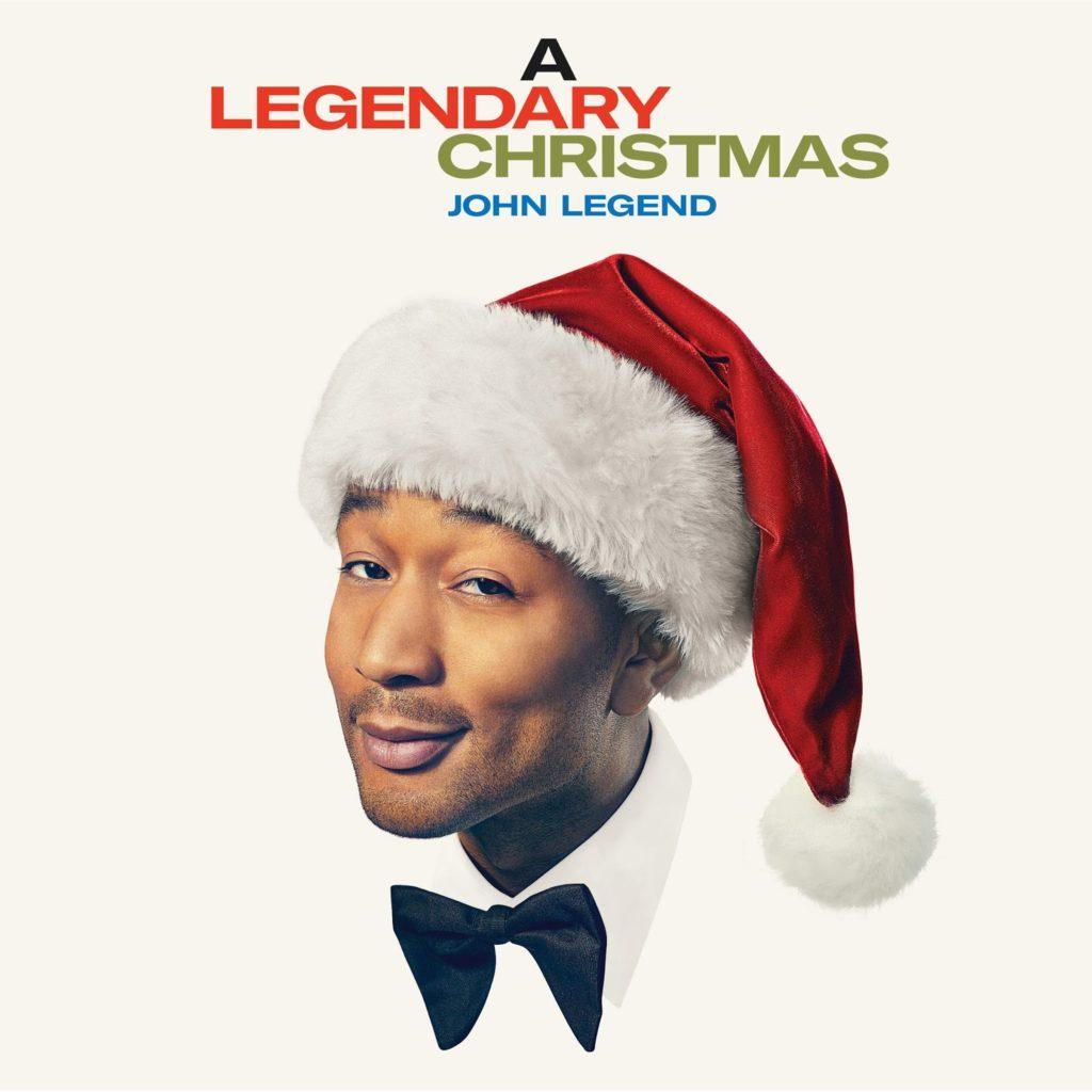 "John Legend objavljuje luksuzno izdanje albuma ""A Legendary Christmas"""
