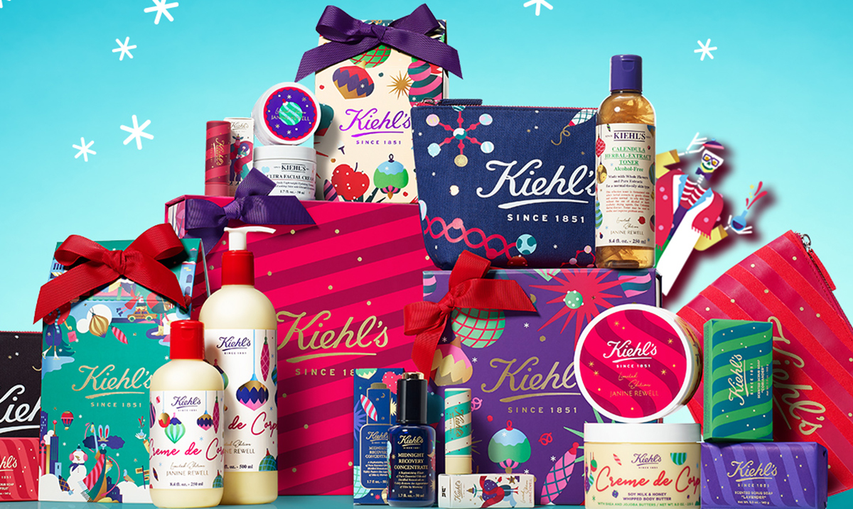 Ove godine ulepšajte praznike uz Kiehl's