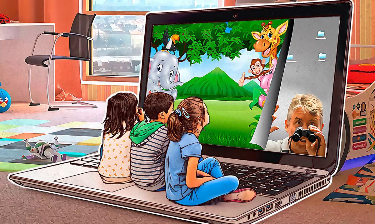 Digitalna predostrožnost pomaže roditeljima da zaštite decu od mogućih pretnji na internetu