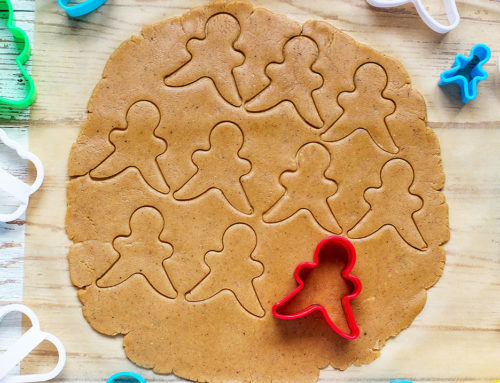 Pokaži svoje umeće – napravi svoje ginger kolačiće