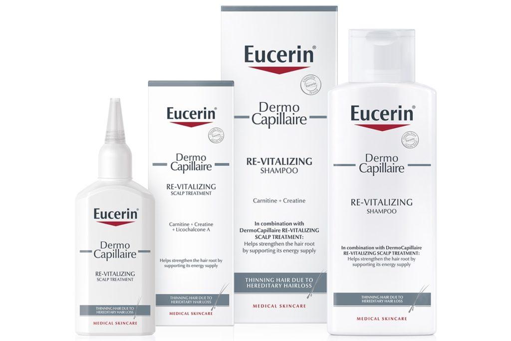 Eucerin predstavlja novitete za zdravu i jaku kosu