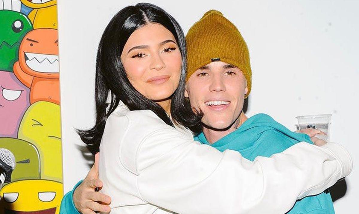 """Kylie Jenner i Justin Bieber otpevali """"Rise&Shine""""!"""