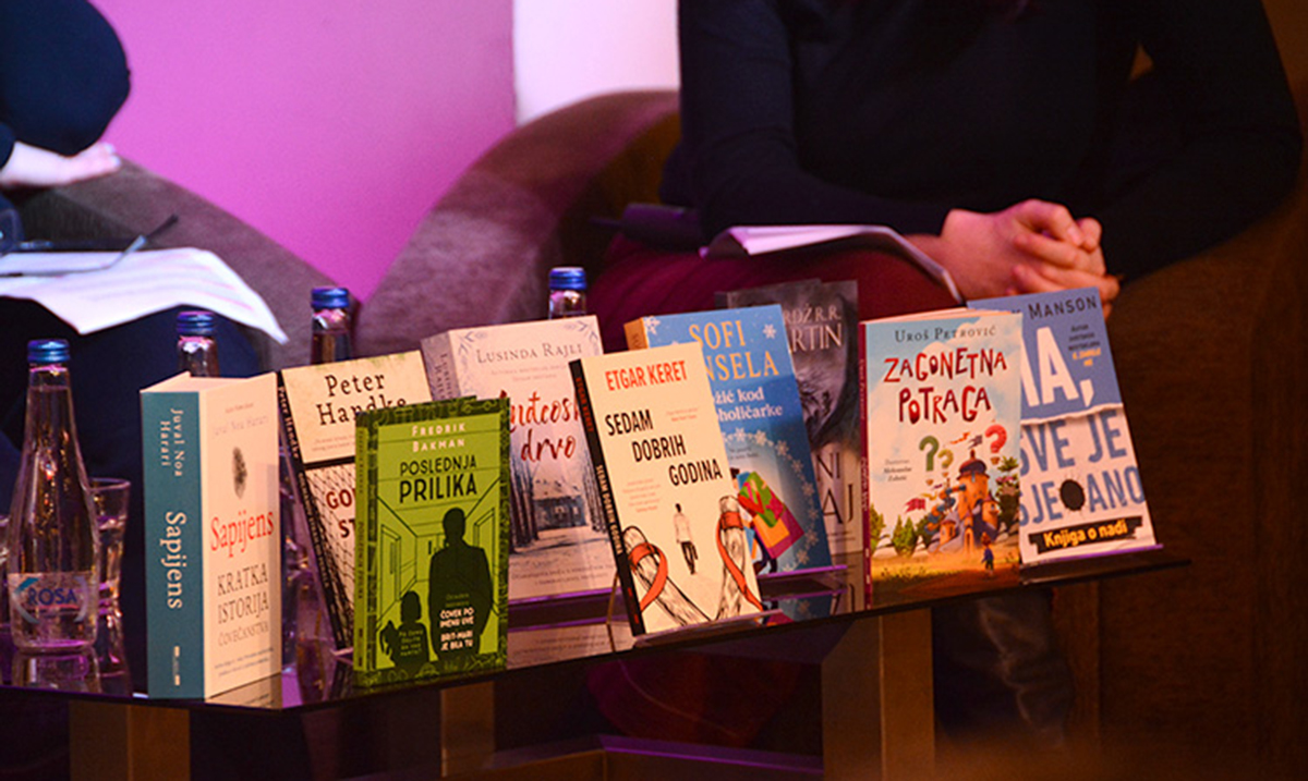 Da li ste spremni za 21. Noć knjige?