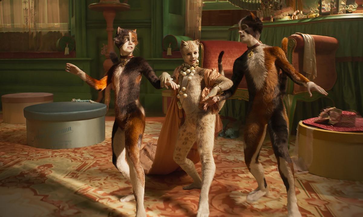"""Najbolji mjuzikl svih vremena """"Cats"""" sada i na velikom platnu"""