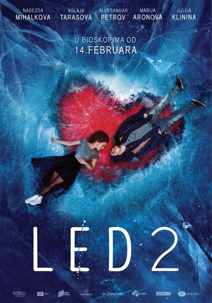 """Dan zaljubljenih uz nastavak najgledanije ledene bajke - u prodaji karte za """"Led 2"""""""