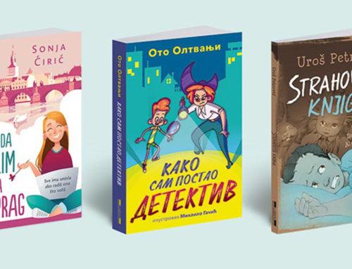 U užem izboru za nagradu Politikinog Zabavnika tri romana u izdanju Lagune