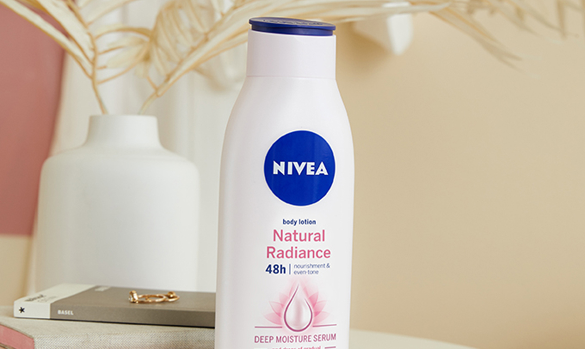 NIVEA Natural Radiance losion