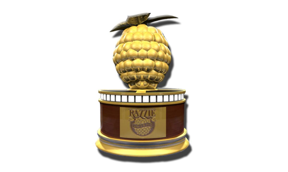 Odložena dodela satiričnih nagrada Zlatna malina