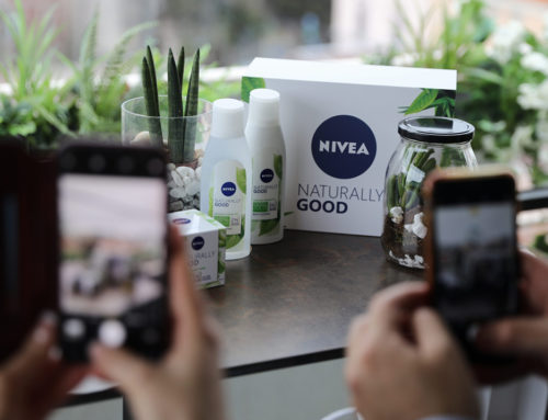 NIVEA NATURALLY GOOD – prirodno i 100% transparentno