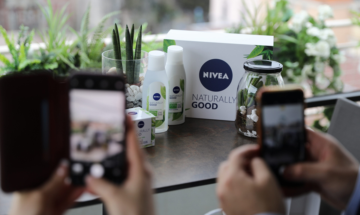 NIVEA NATURALLY GOOD – prirodno i 100% transparentno
