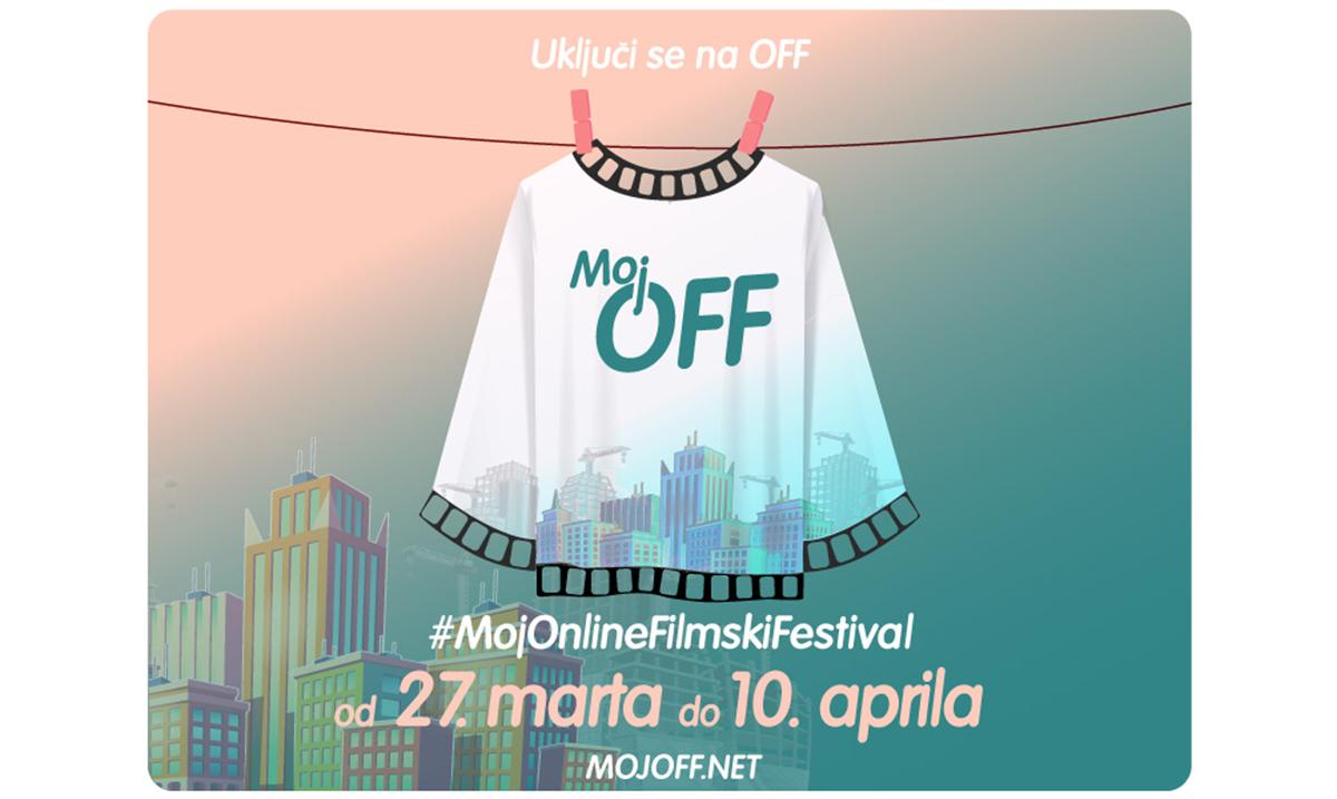 Besplatni Online filmski festival - MOJ OFF počinje 27. marta