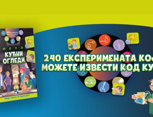 """MALI KUĆNI OGLEDI – Novo izdanje """"Kreativnog centra"""""""