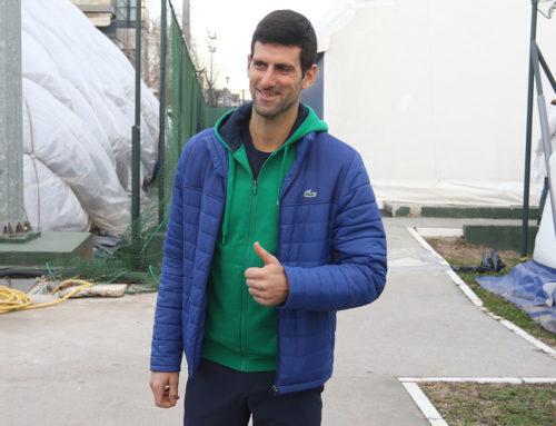 Novak Ðoković: Ostanite kod kuće!
