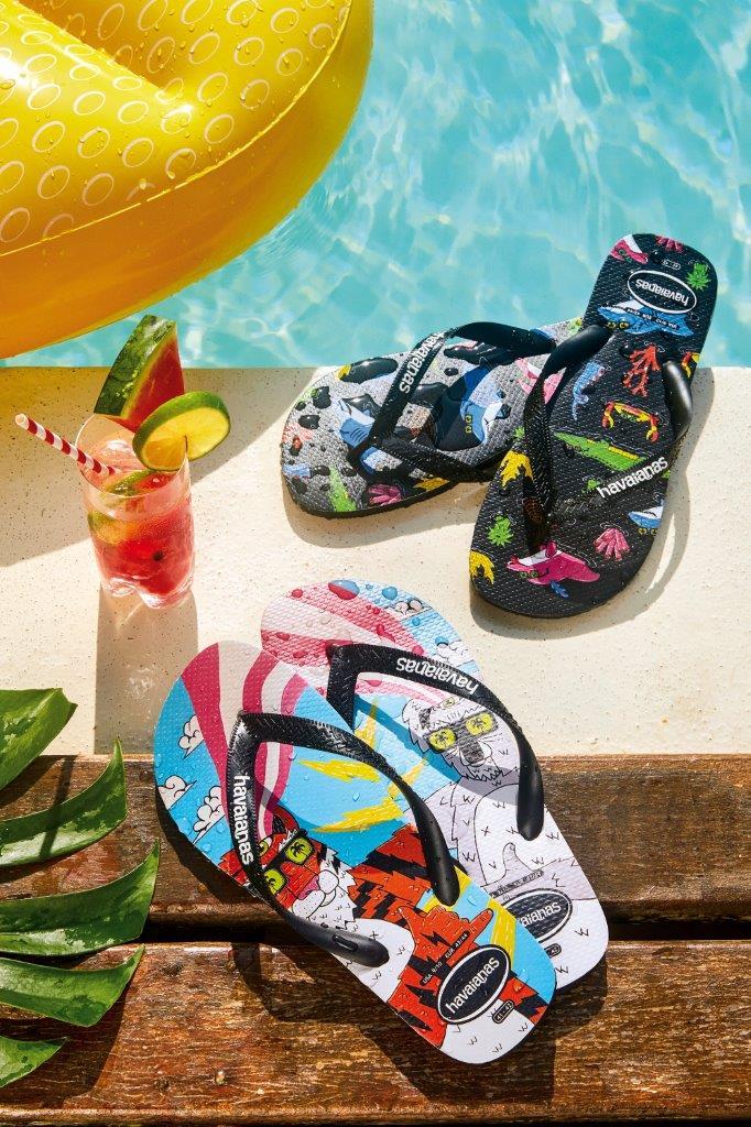 Havaianas: japanke u kojima ćemo provesti leto