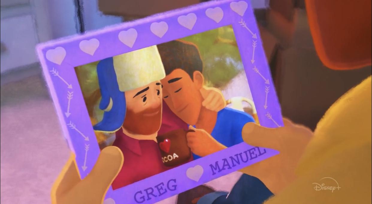 Pixar predstavlja prvi film o LGBT populaciji na Disney +