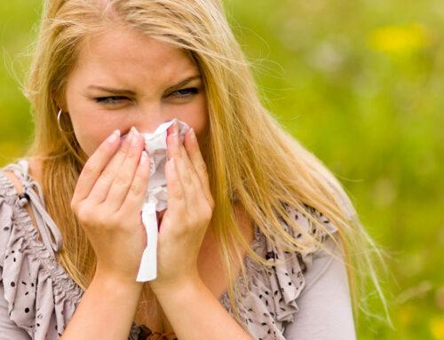 Kako vas mobilni telefon može zaštititi u sezoni alergija na polen?