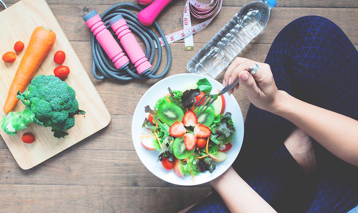 Trenirajte i jedite – izbegavajte dijete