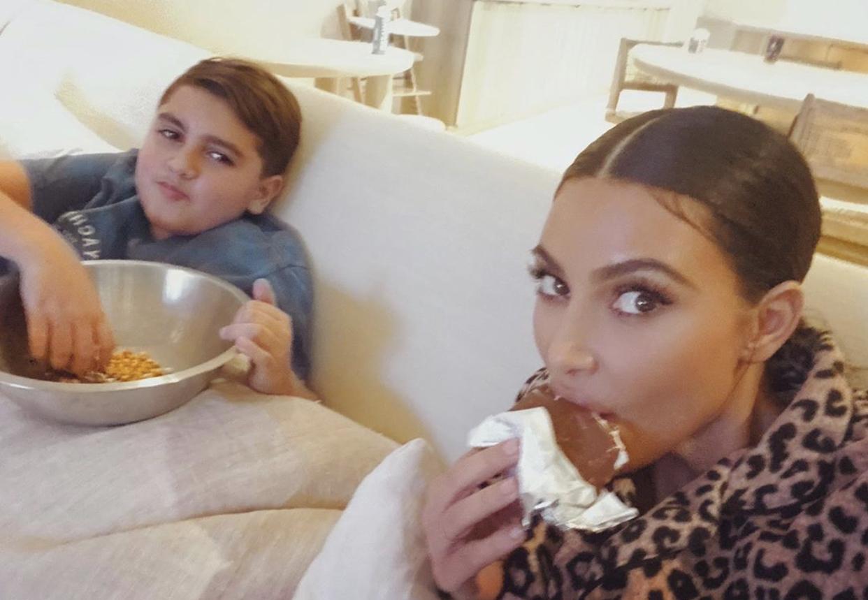 Kim Kardashian postala crvenokosa!