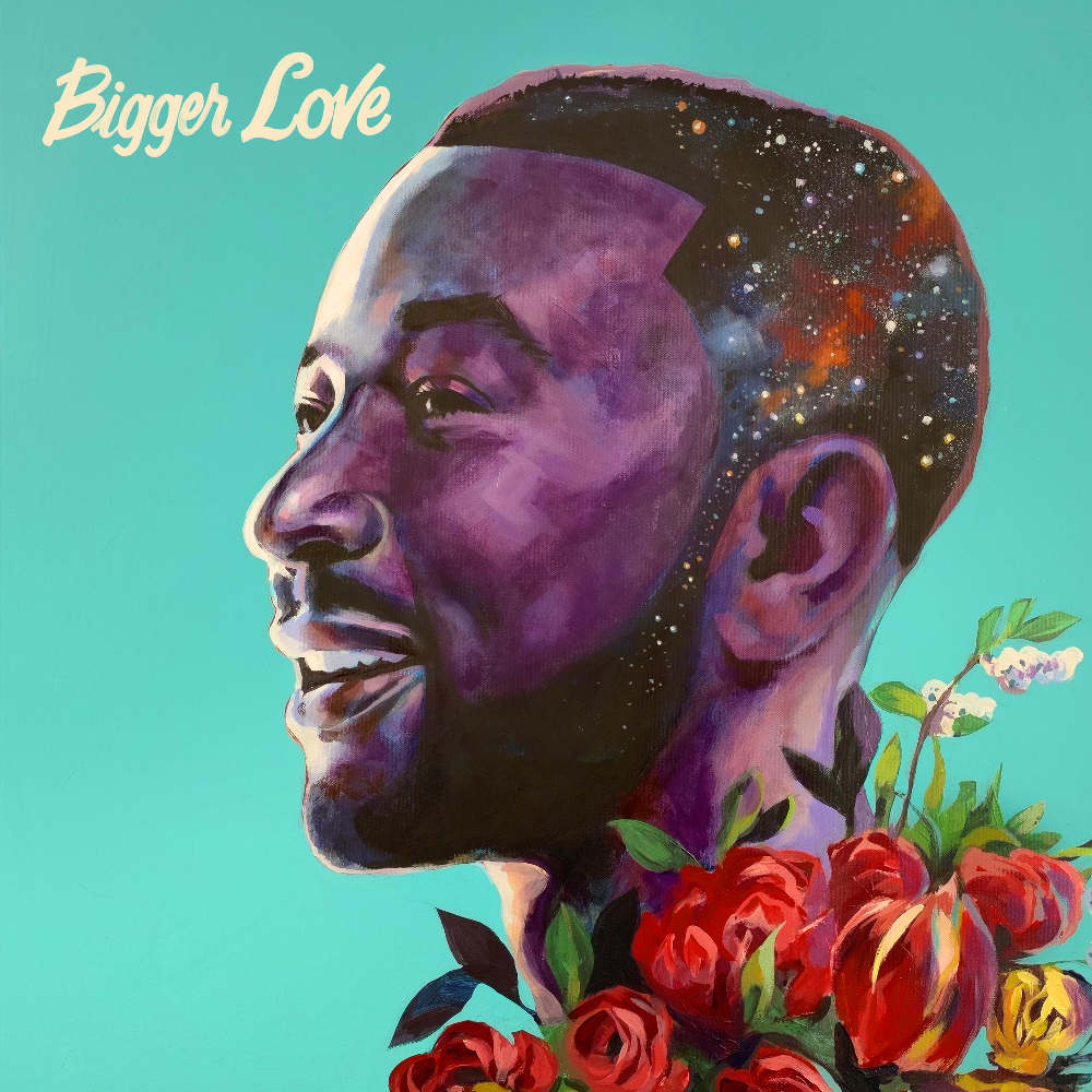 John Legend objavio novi album BIGGER LOVE!