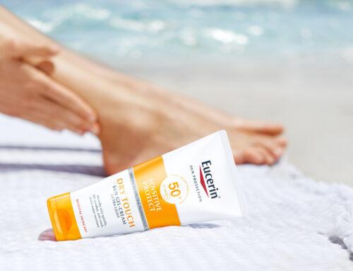 Eucerin linija za zaštitu od sunca štiti vašu kožu, ali čuva našu planetu