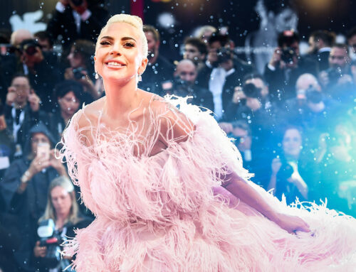 Lady Gaga je zaštitno lice novog Valentino mirisa Voce Viva