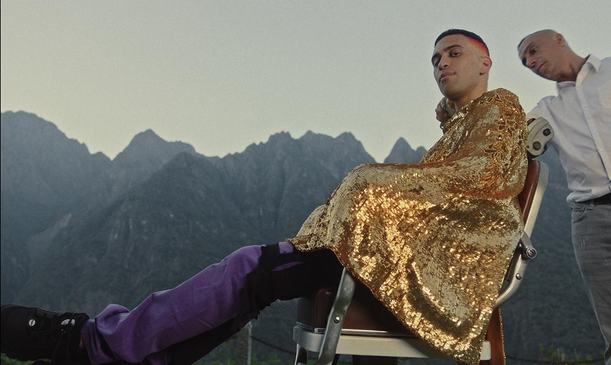 Mahmood donosi vreli video za pesmu Dorado