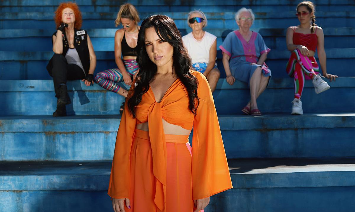 Moćne žene u novom spotu Mimi Mercedez!