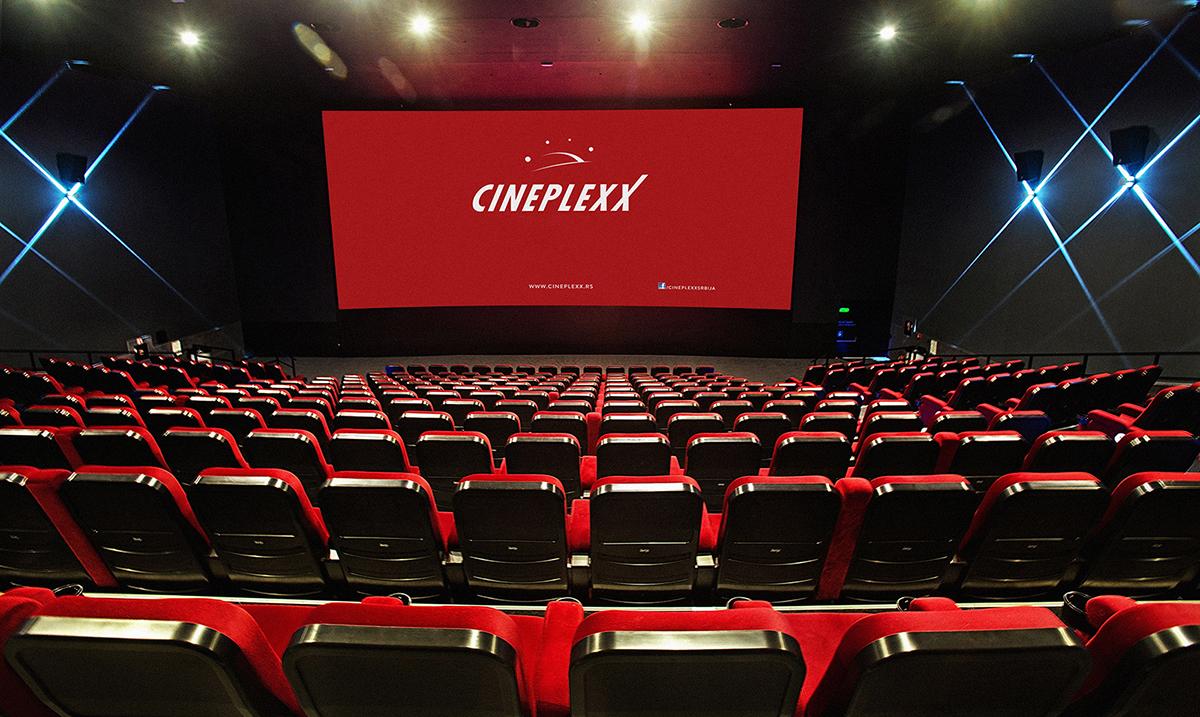 Cineplexx bioskopi počinju sa radom od 1. septembra