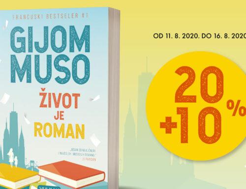 Nabavite novu knjigu Gijoma Musoa pre svih!