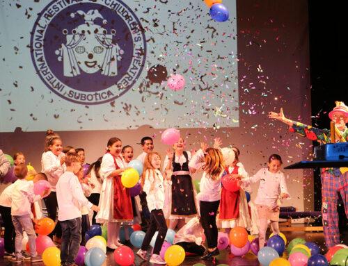 Svečano otvoren 27. Međunarodni festival pozorišta za decu u Subotici