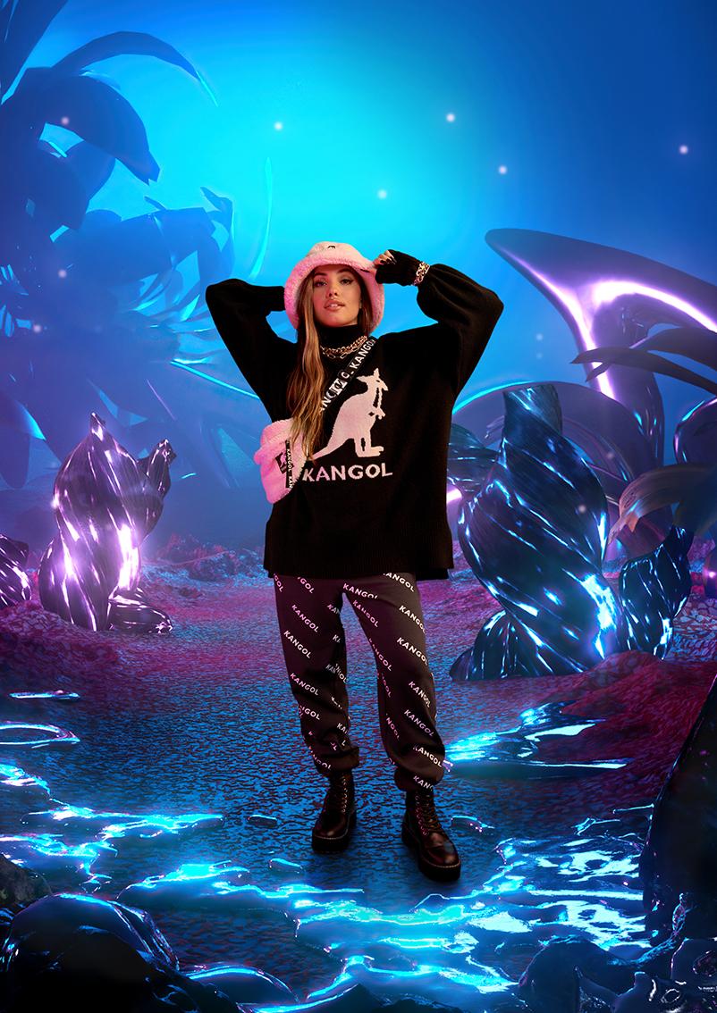 """Kangol x H&M feat. Mabel: nova kolekcija za  """"self-made""""generaciju"""