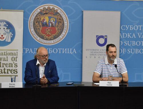 Zoran Đerić: Dečja pozorišta se više ne bave samo bajkama, već i aktuelnim svakodnevnim temama